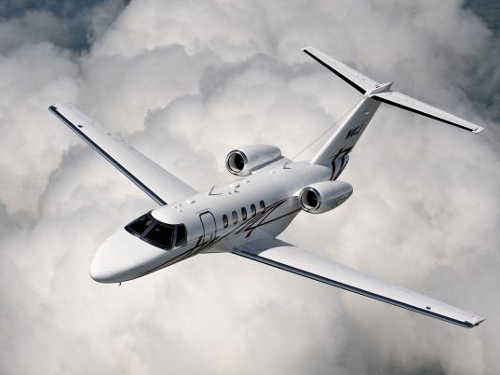 Citation CJ4 exterior