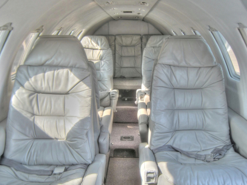 Citation SII Interior