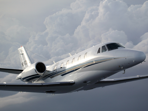 How much it costs to own and operate a Citation XLS private jet