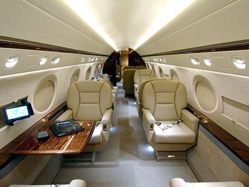 Gulfstream Interior Refurbishment Cost