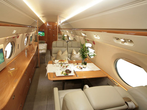 Gulfstream G500 Performance Specifications And Comparisons