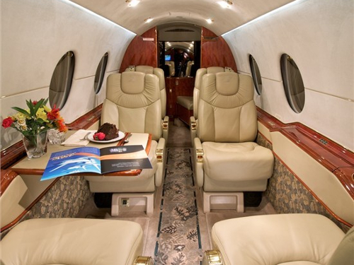 Unspecified Small Jet Interior