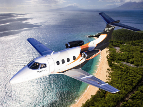 Phenom 100 Performance, Specifications and Comparisons