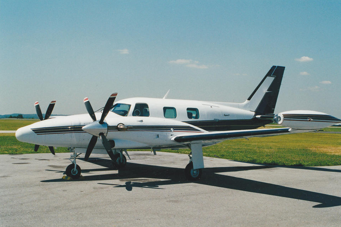 Piper Cheyenne IA Exterior