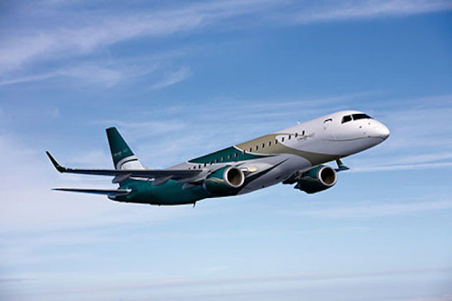 Embraer Lineage Exterior