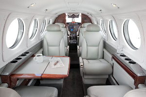 King Air 200 Performance, Specifications and Comparisons
