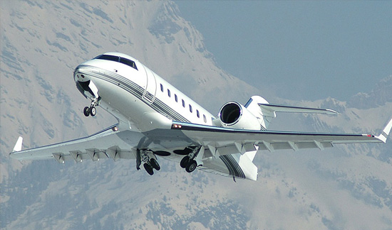 Liberty Jet adds a Challenger 601 3R