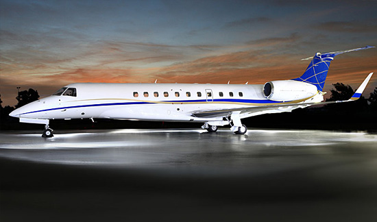 Embraer Legacy Private Jet